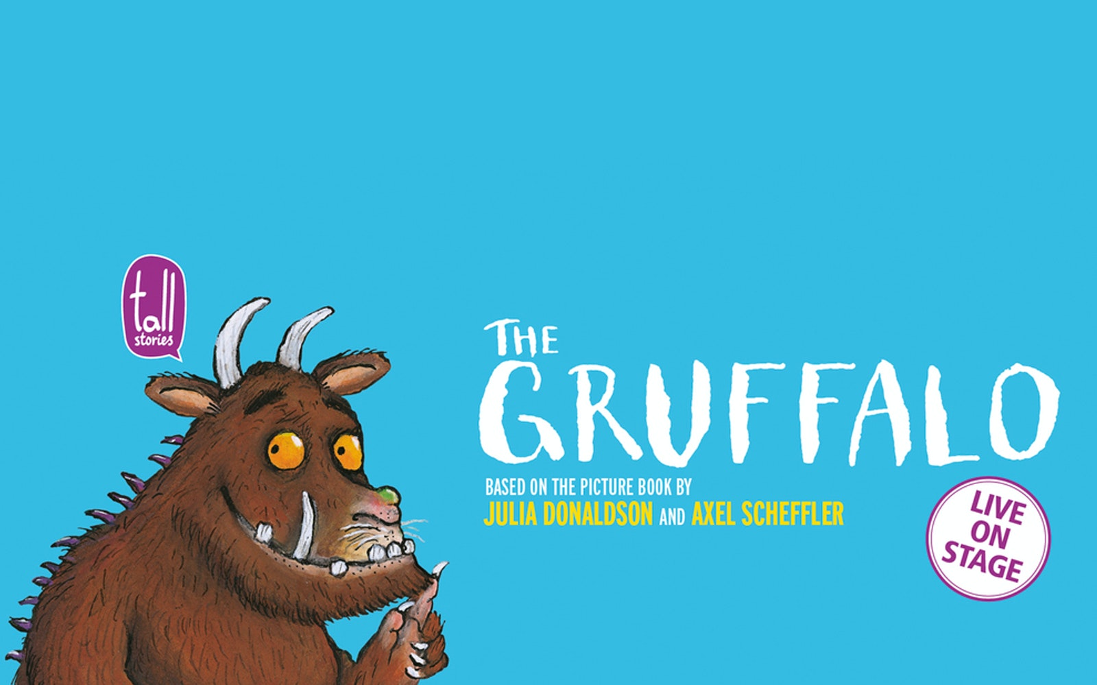 The Gruffalo West End Discount Tickets