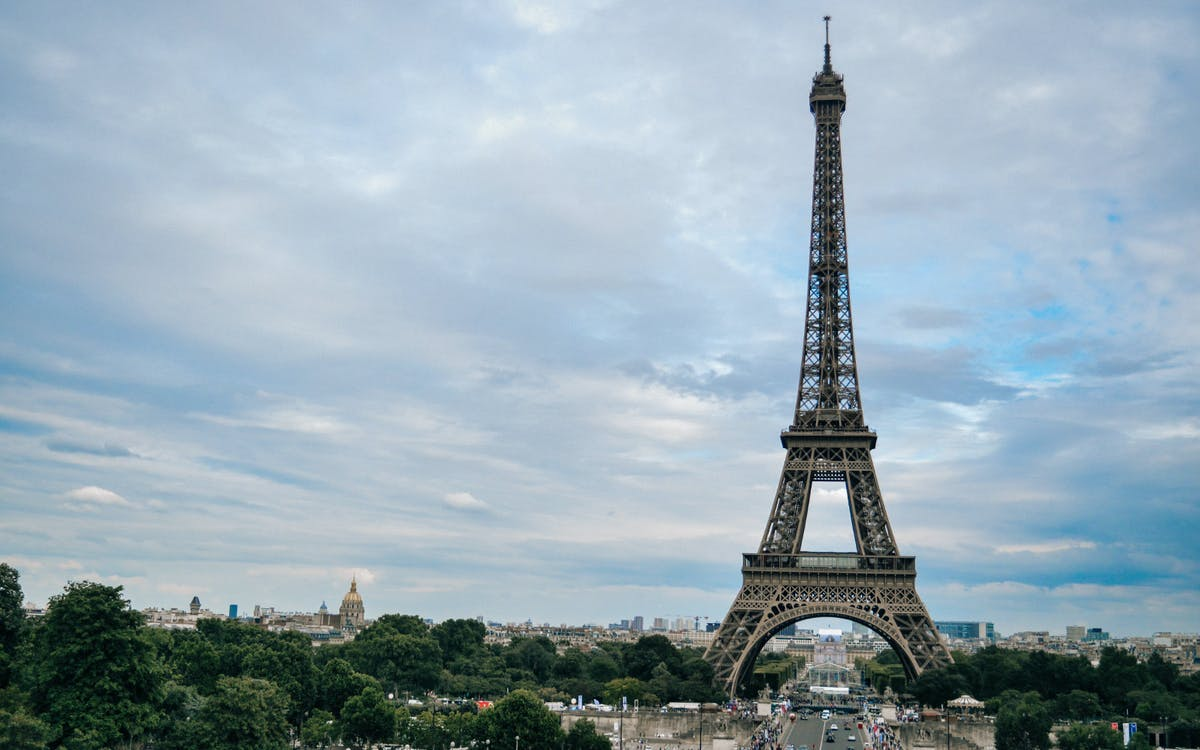 eiffel tower summit:  guided tour & optional river cruise-1