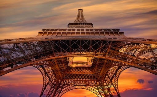 Skip The Line Eiffel Tower Second Floor Tickets With Optional Seine River Cruise