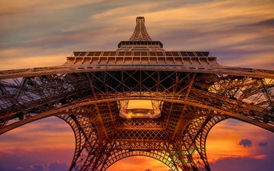 Eiffel Tower 2nd Floor: Skip the Line Tickets & Optional River Cruise