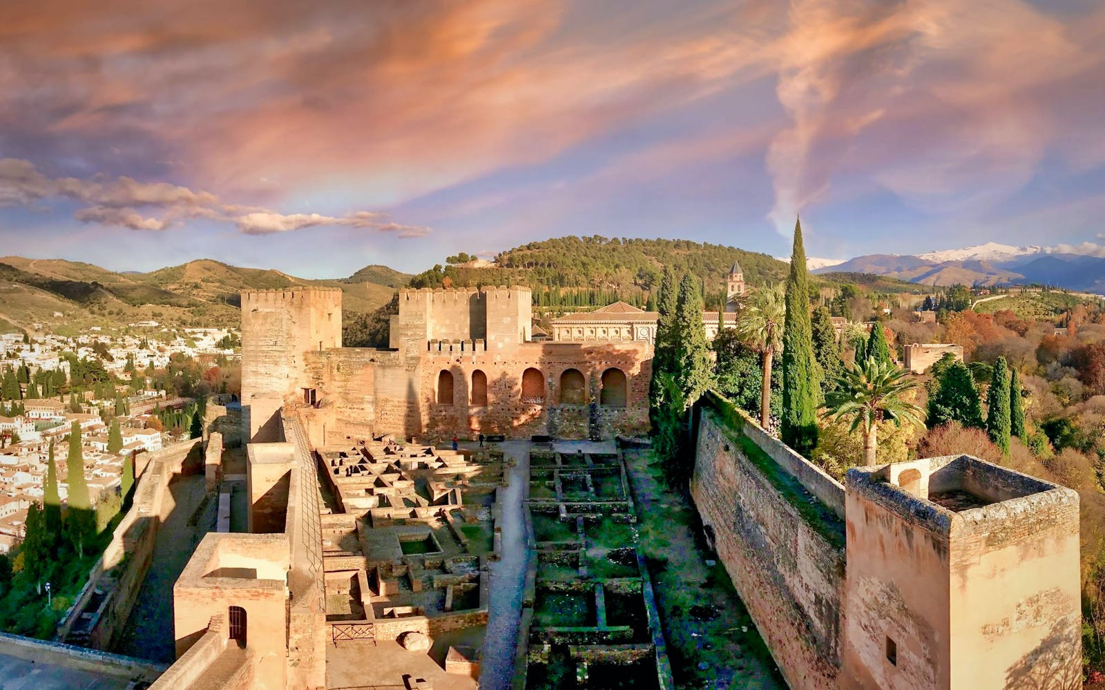 Alhambra Small Group Tours