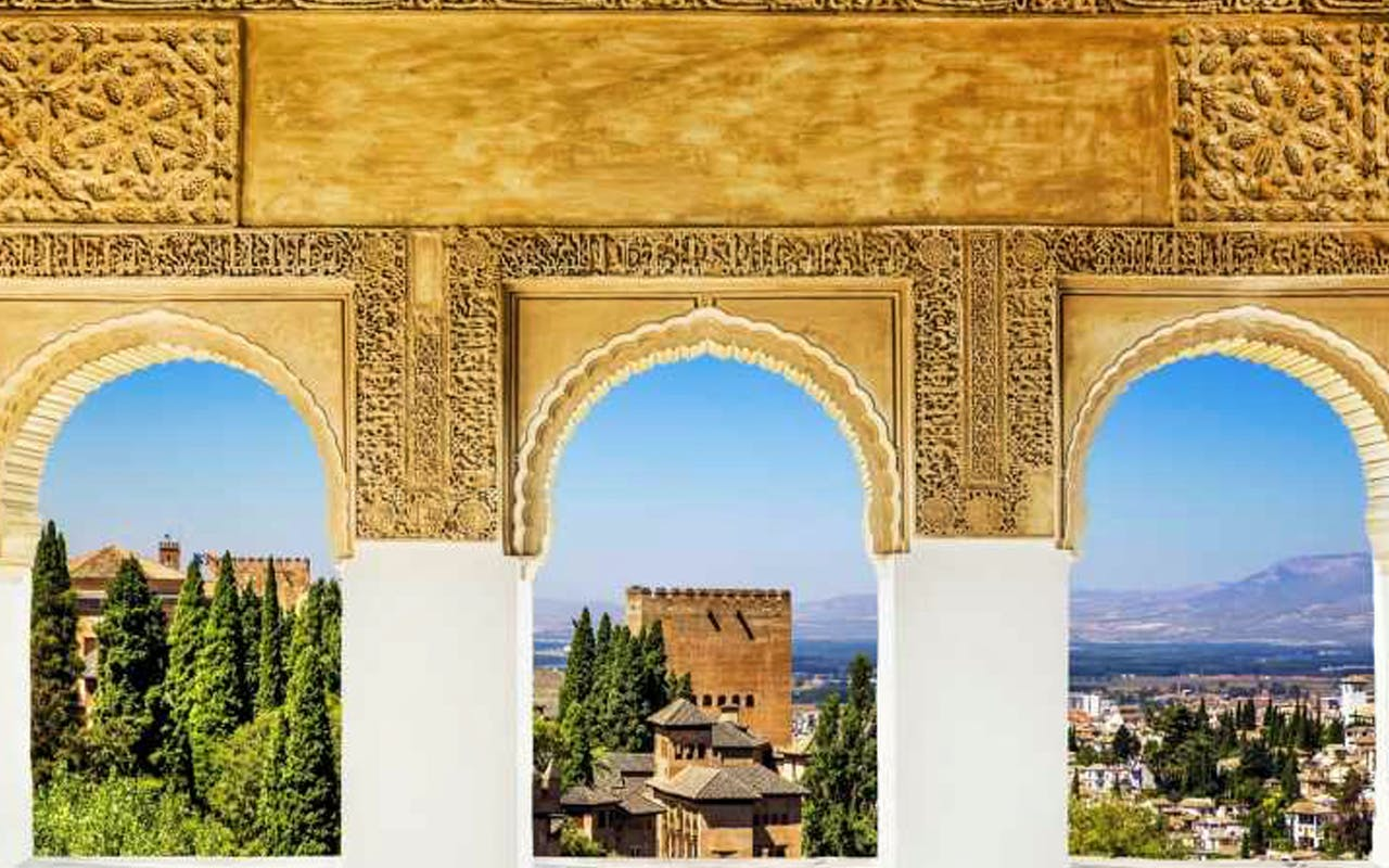 alhambra and generalife premium tour - group of 10-2