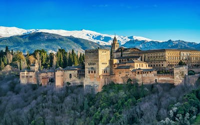 Skip The Line: Alhambra, Generalife, Alcazaba, Nasrid Palaces with Audioguide