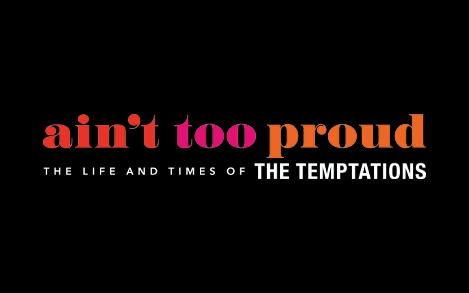 Ain't Too Proud Broadway discount tickets