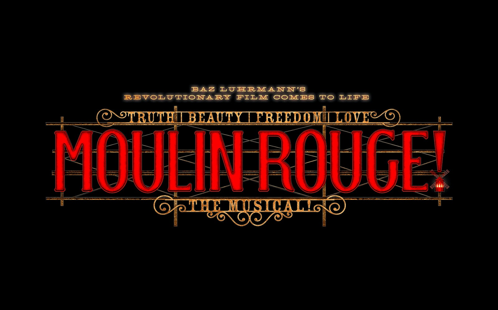 Moulin Rouge The Musical National Tour