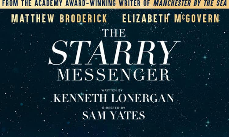 The Starry Messenger west end