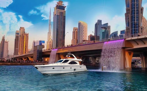 Luxury Yacht Canal Cruise