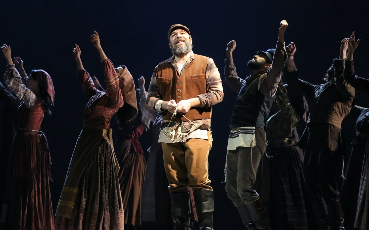 fiddler on the roof broadway tickets