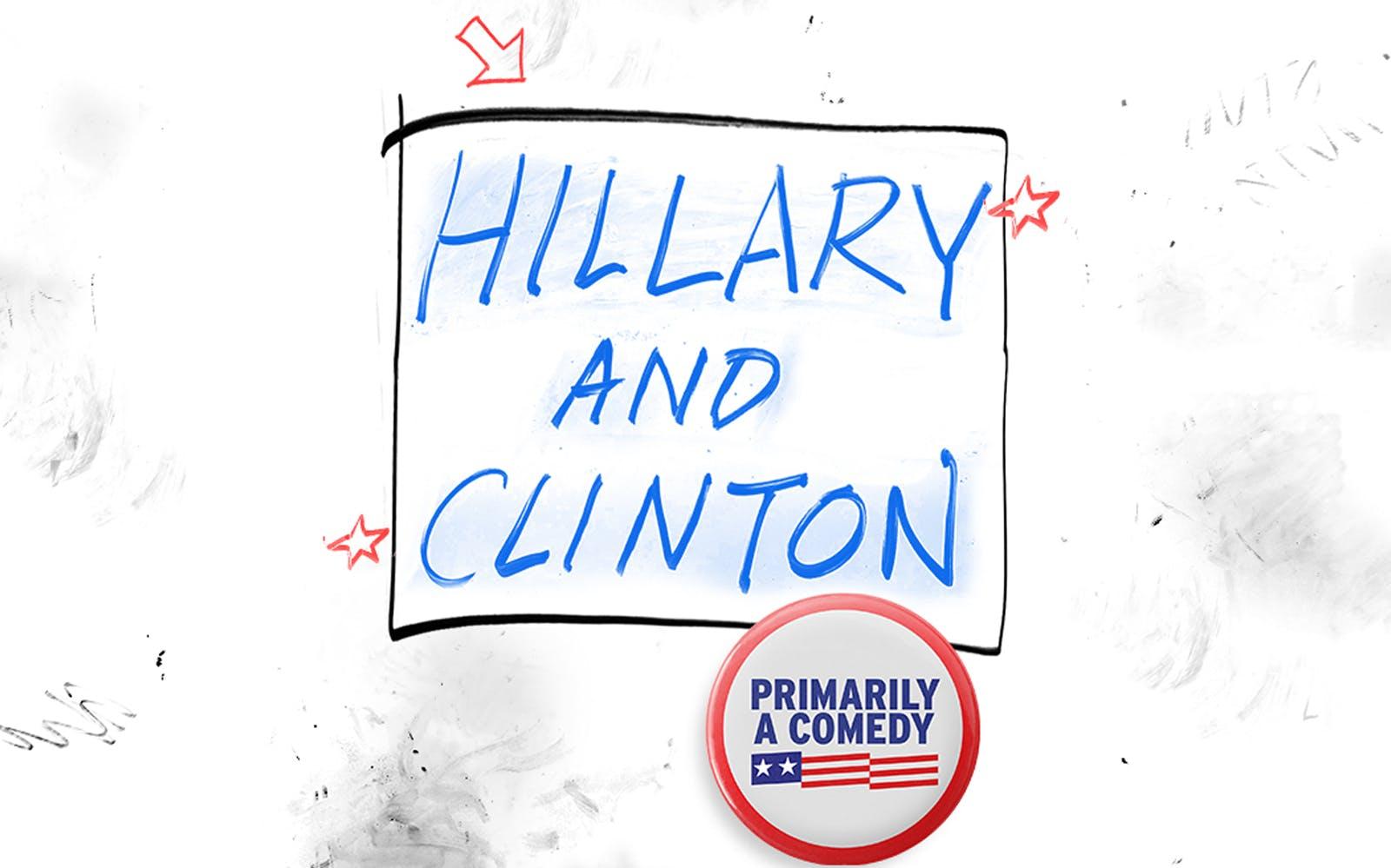 hillary and clinton 1