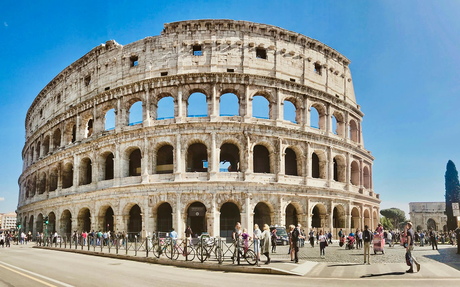 vip access tickets: vatican museums & colosseum with arena floor-3