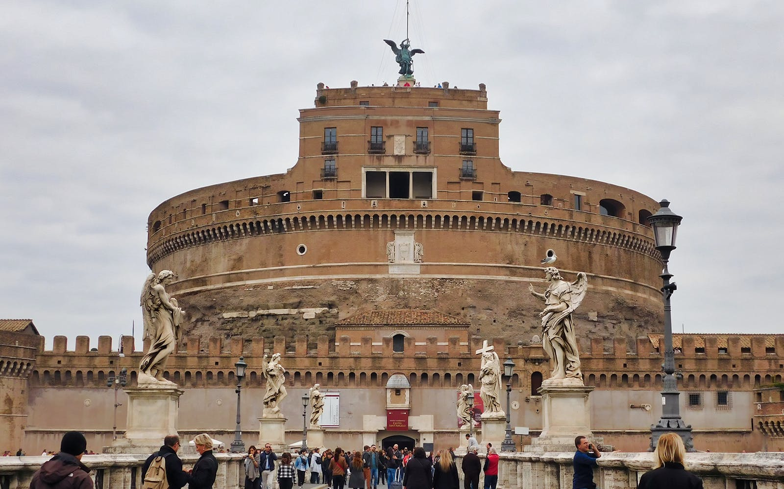 vip access tickets: vatican museums & colosseum with arena floor-4
