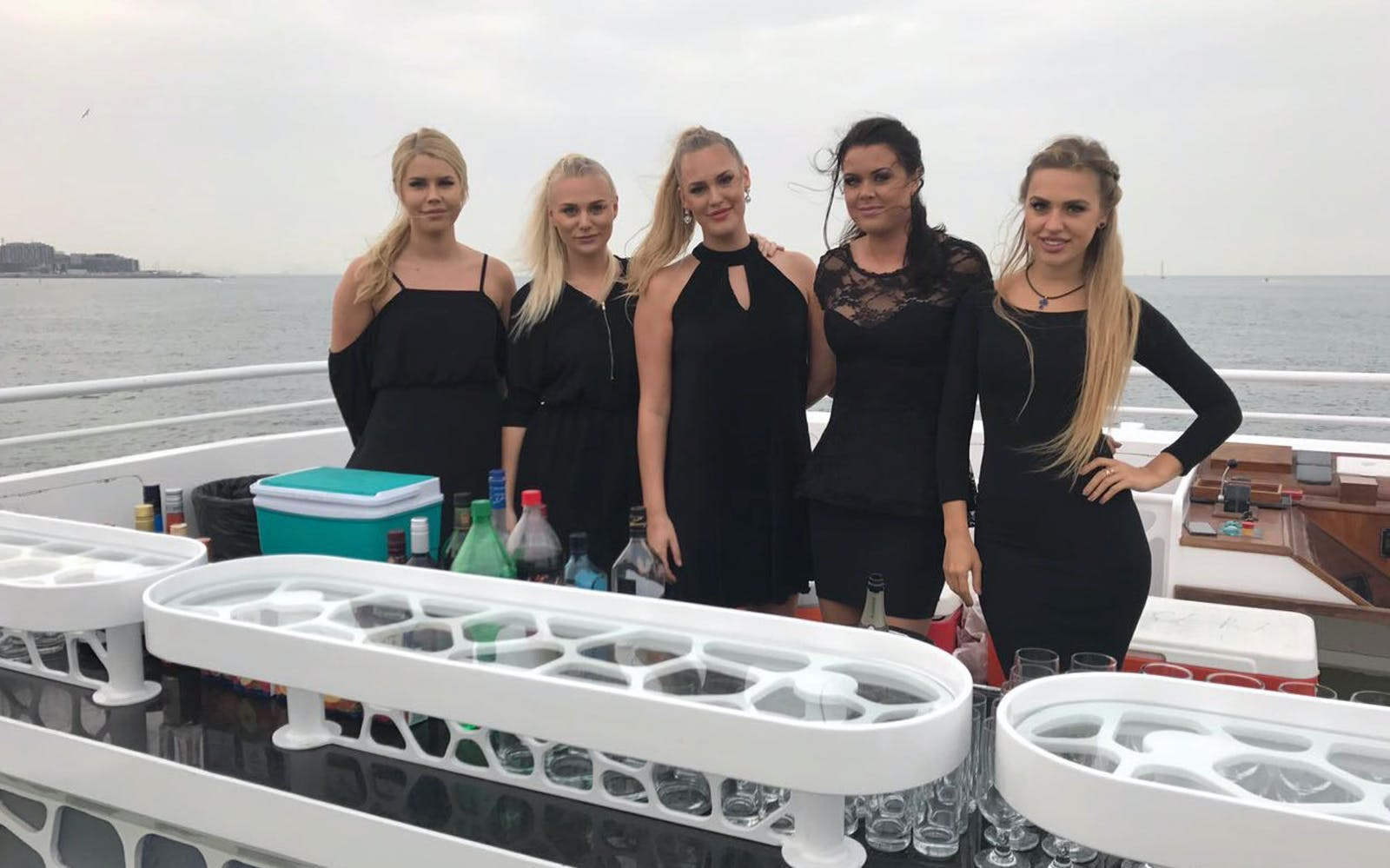 Super Yacht Sunset Cruise by Westin