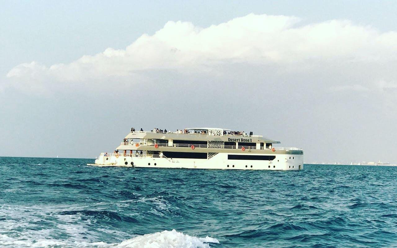 yacht ride dubai
