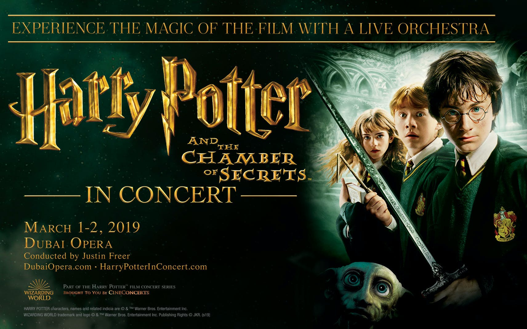 harry potter™ live in concert -1