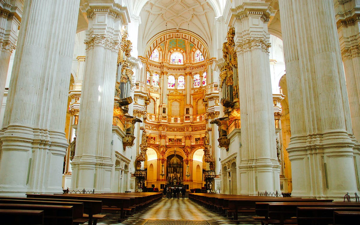 granada cathedral guided tour-1