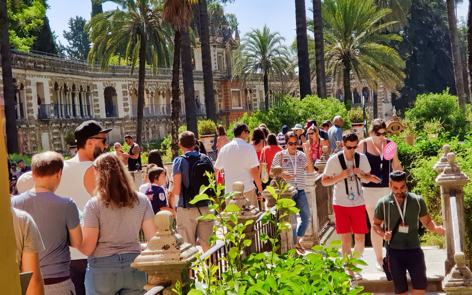 Seville Fascinating and Monumental (Alcazar, Cathedral and Giralda)