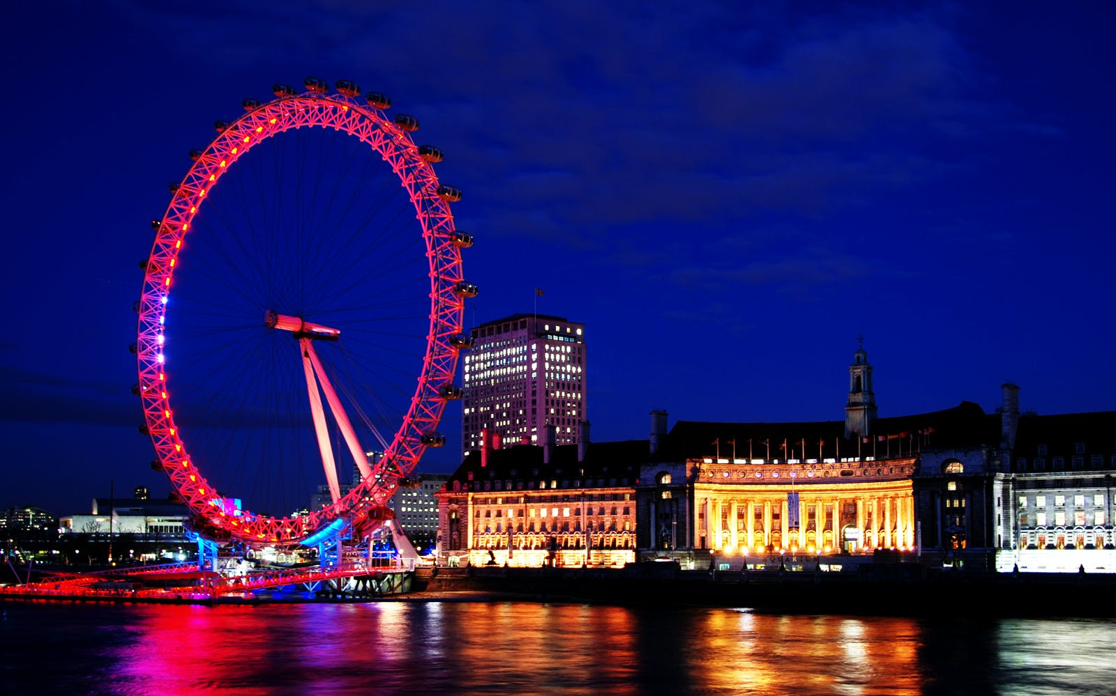London Eye + 24H Hop On Hop Off Tickets