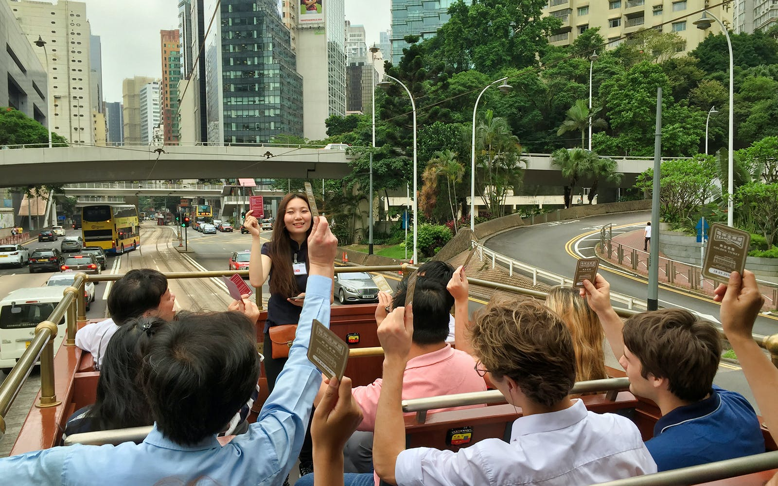 Hong Kong TramOramic Tour