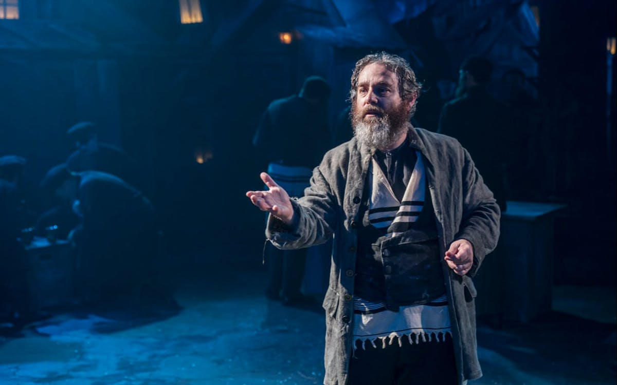 fiddler on the roof london tickets
