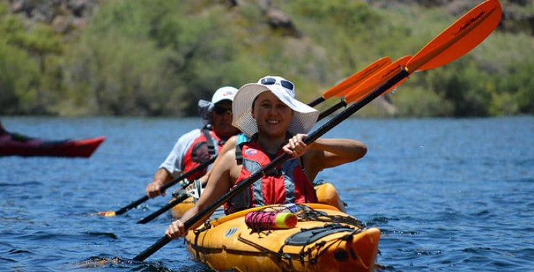 express black canyon kayaking tour-2