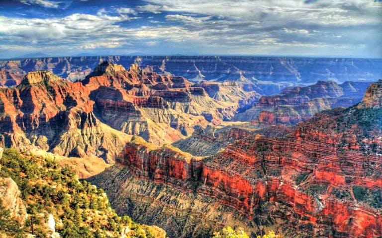 grand canyon limo tour-1