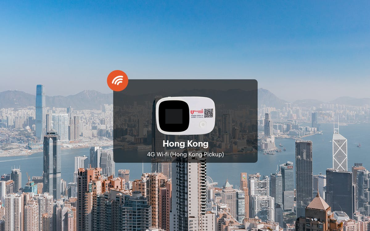 4g wifi (hong kong pick up) -1