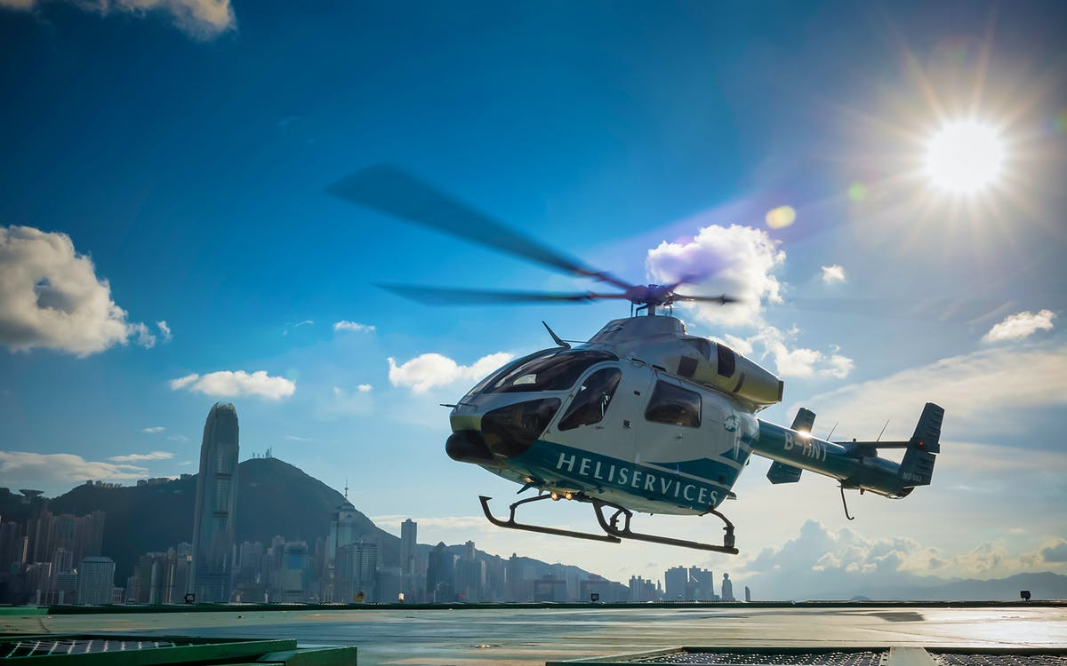 hong kong helicopter tours - 18 min-2