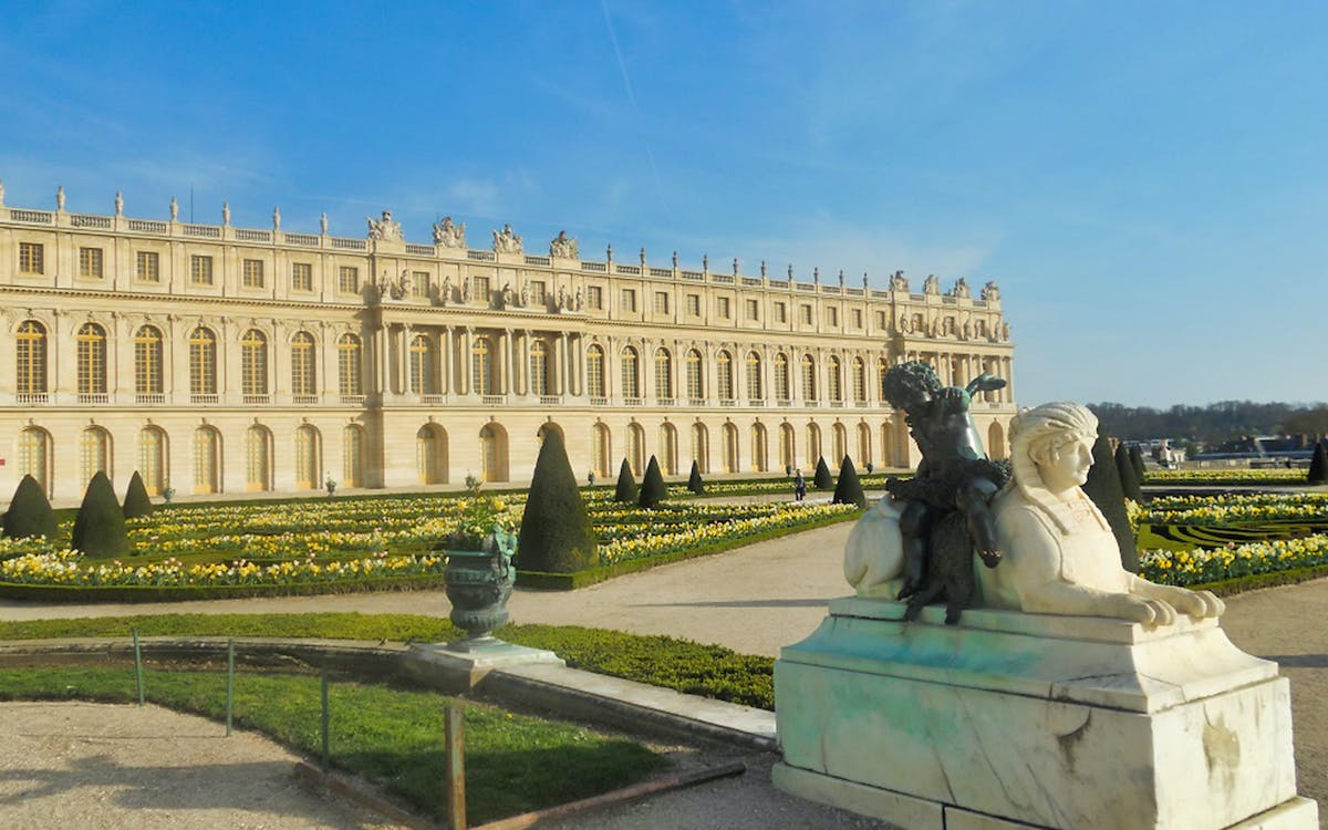 versailles by train-1