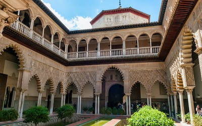 Seville: Skip-the-Line Guided Tour of Alcazar