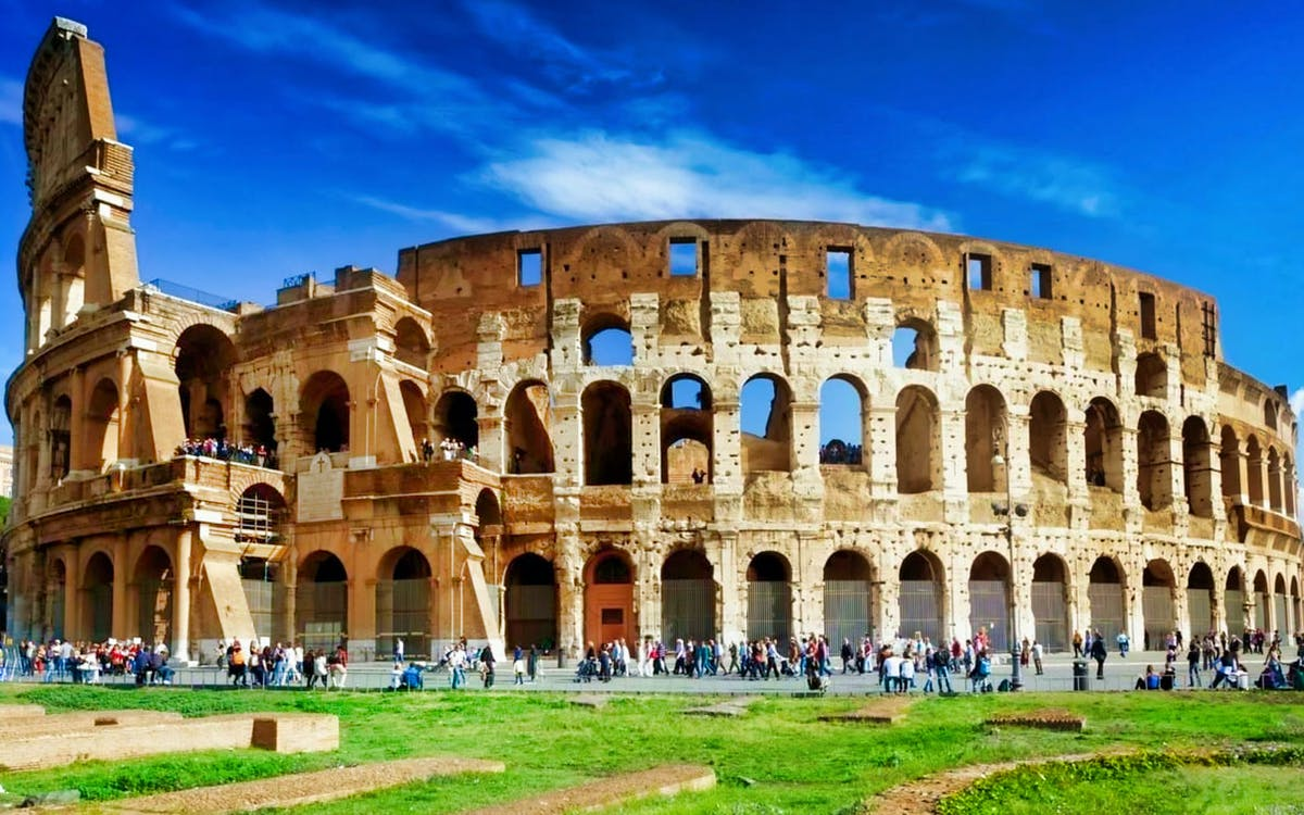colosseum & ancient rome tour with forum & palatine hill-1
