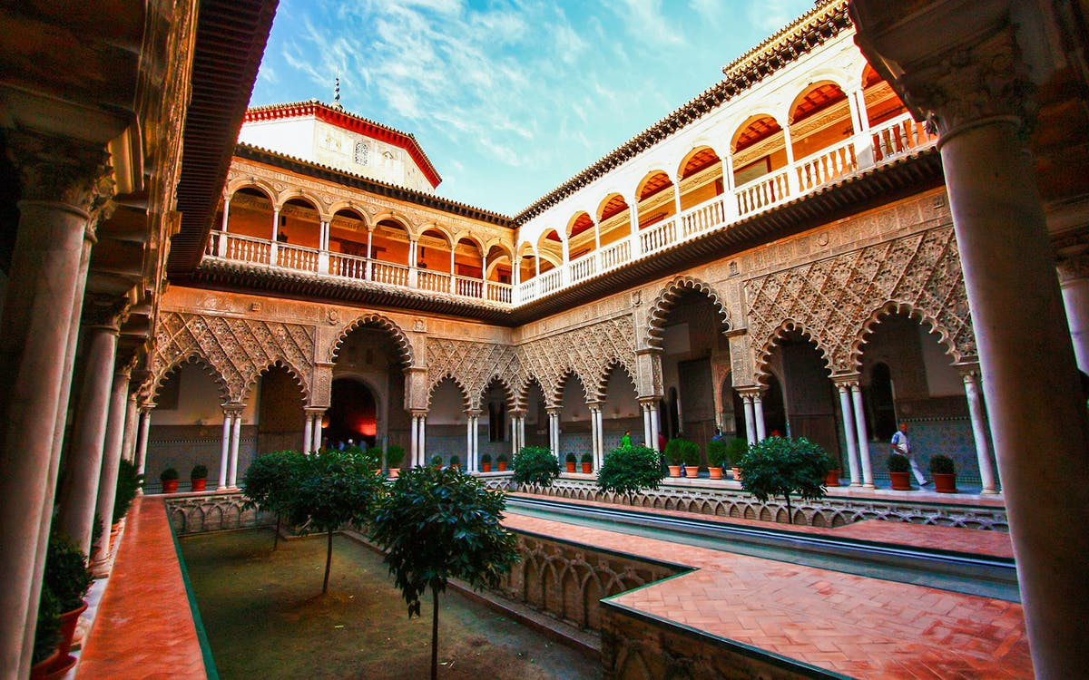 seville: skip-the-line guided tour of alcazar-1