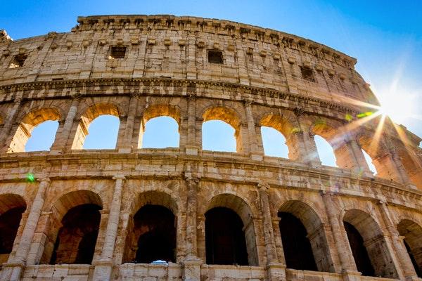 Colosseum Coronavirus
