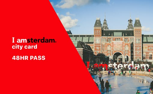I Amsterdam City Card - 2 Day