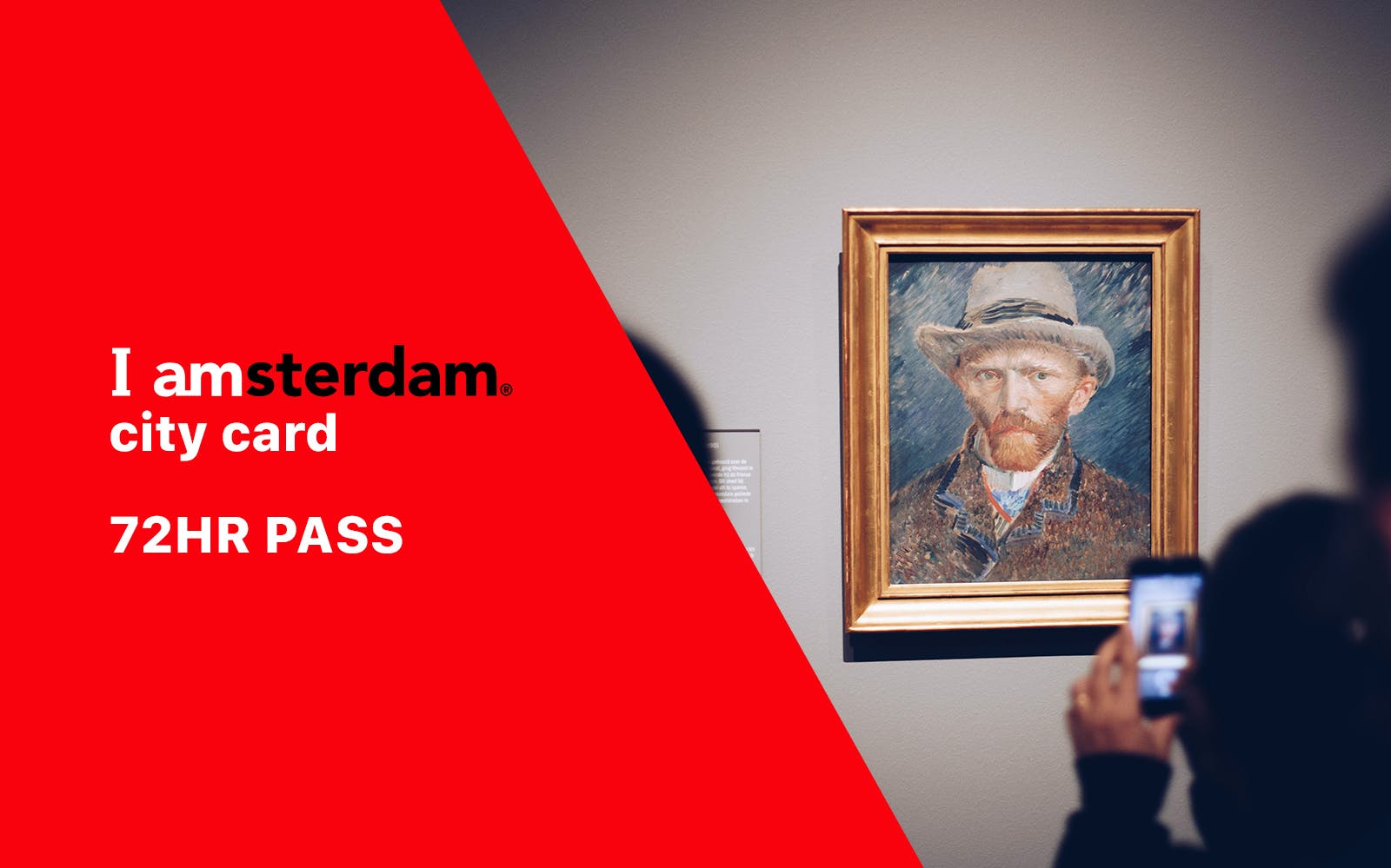 I Amsterdam City Card - 3 Day