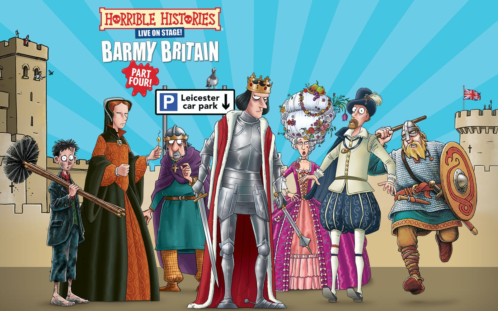 horrible histories: barmy britain - part four!-1
