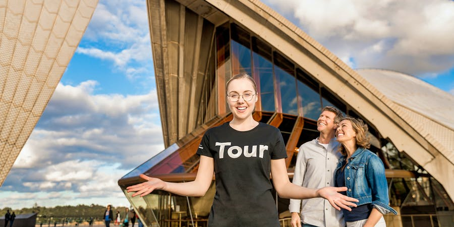 Sydney in November - Sydney Opera House Tour