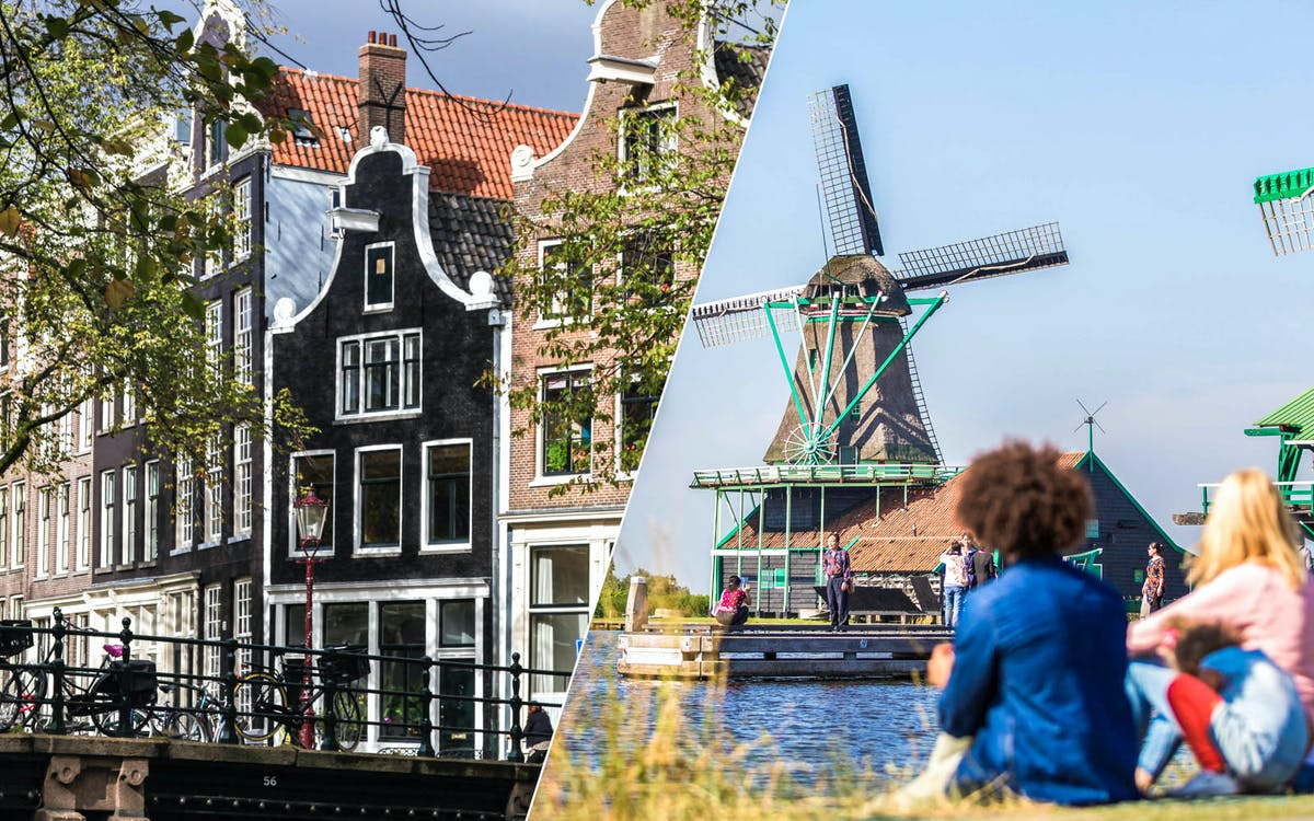 zaanse schans, volendam, and windmills + amsterdam city tour-1