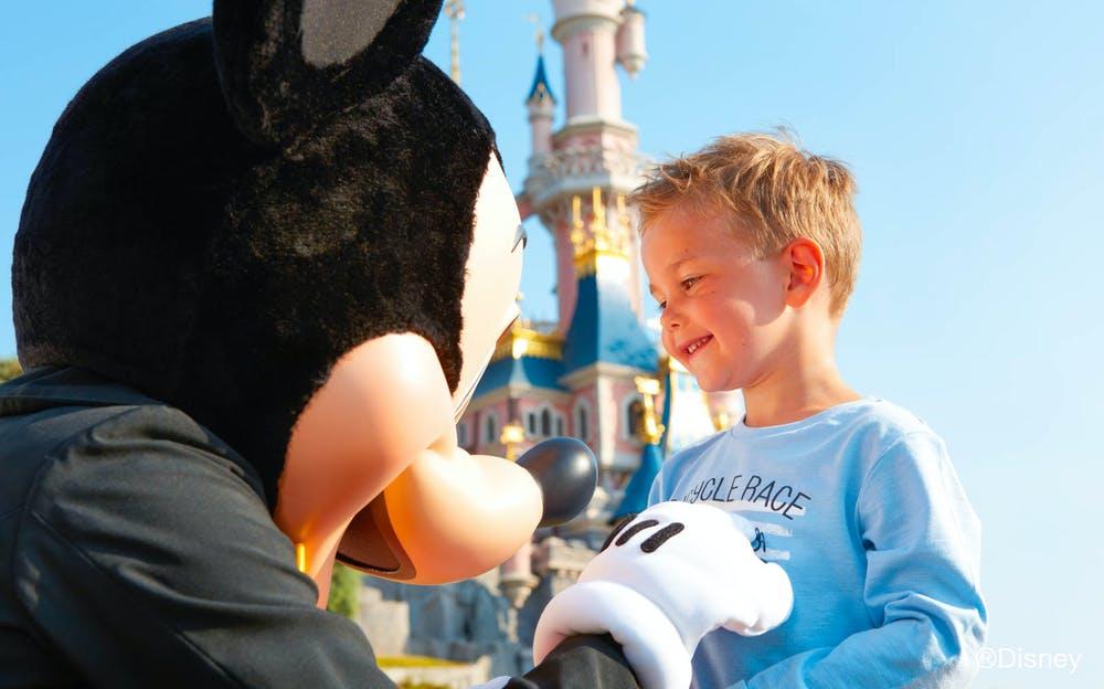 Disneyland® Paris 1 Day Ticket - Only £53.68 | Tickets.co.uk