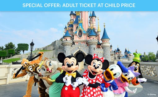 Disneyland® Paris 1 Tag Ticket