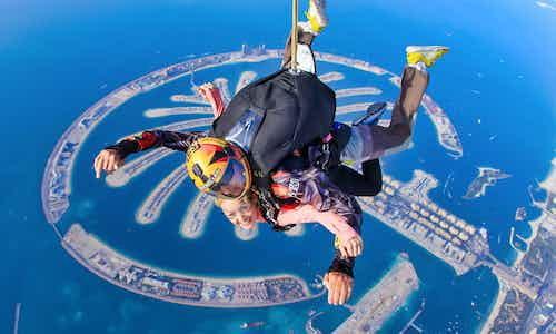 dubai adventure package