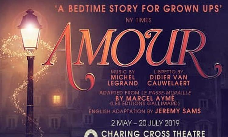 Amour west end