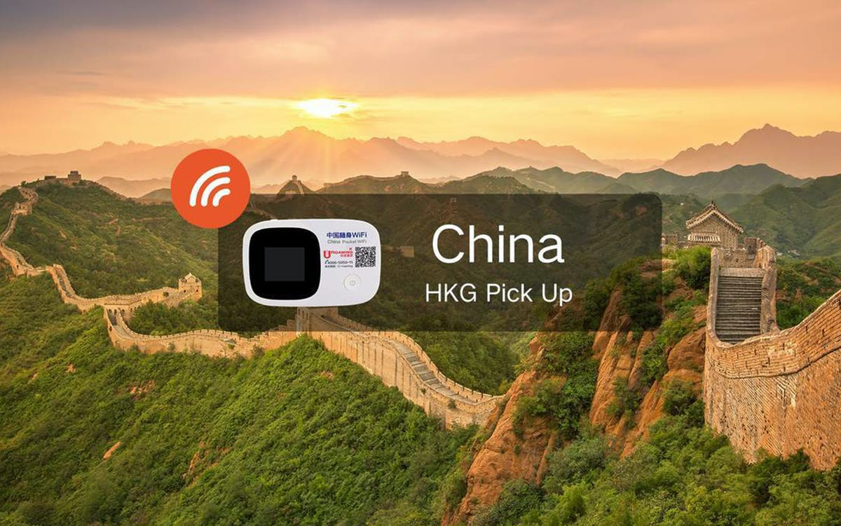 china wifi (unlimited data) - pick up from hong kong-1