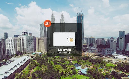 Malaysia 4G Unlimited Data Pick Up From Hong Kong