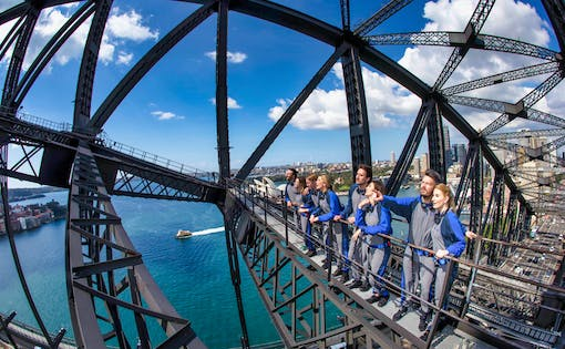 BridgeClimb Express