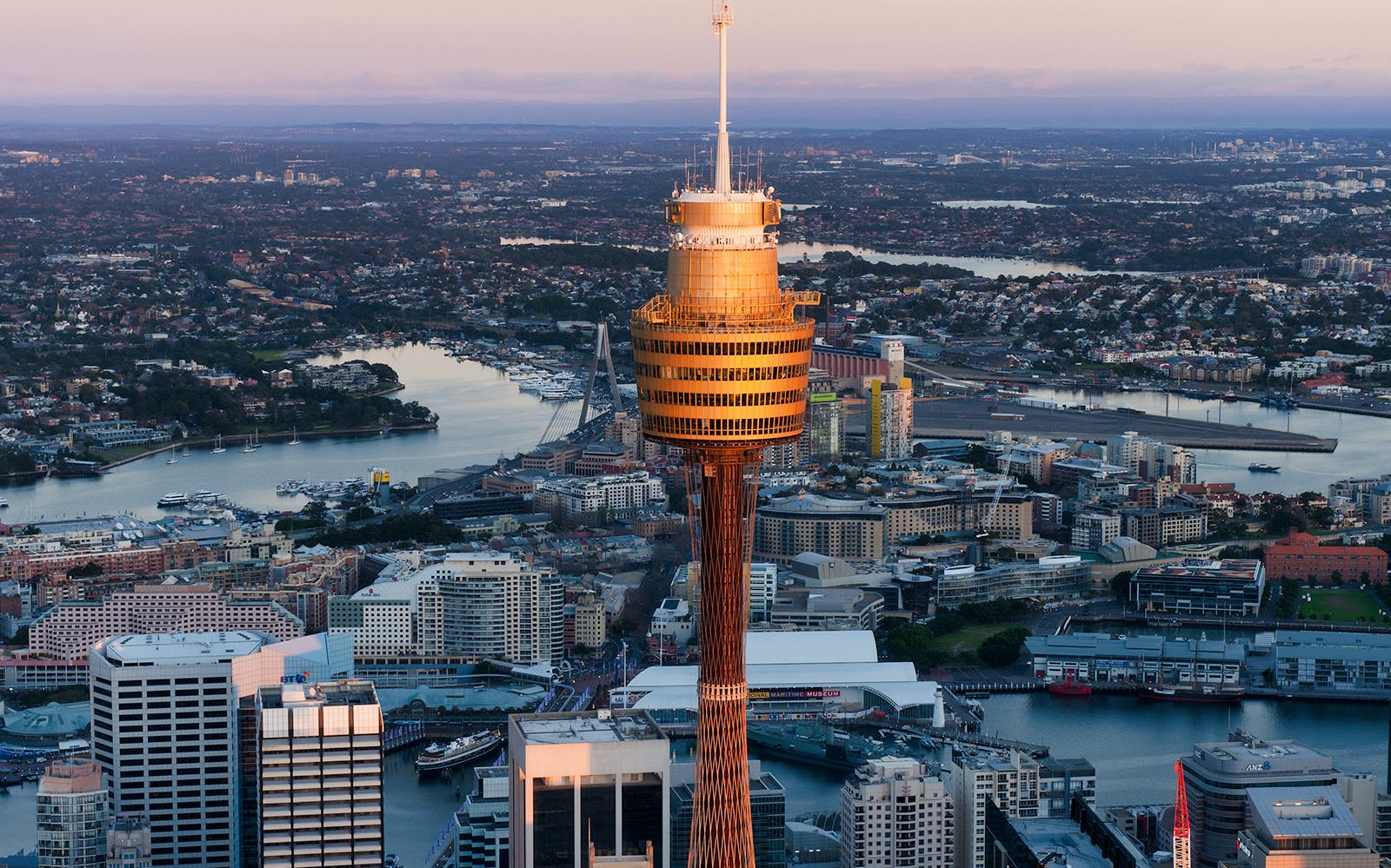 Sydney Tower Eye Entry Ticket