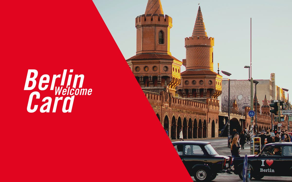 berlin welcomecard: public transport & discounts with museum island tickets-1