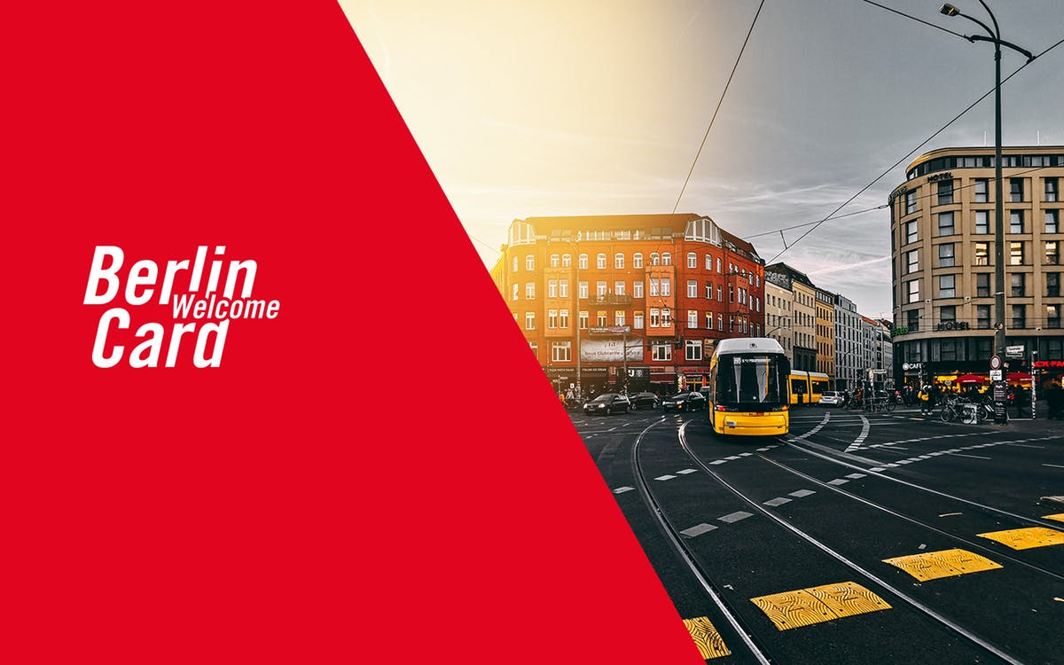 berlin welcomecard: public transport & discounts - both airports & potsdam (zon-1