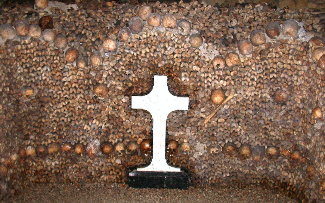 Skip The Line Catacombs Tour With Special Access Paris Headout