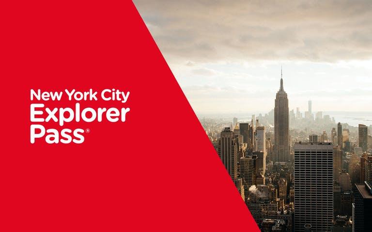 new york explorer pass  pick your attraction  best price