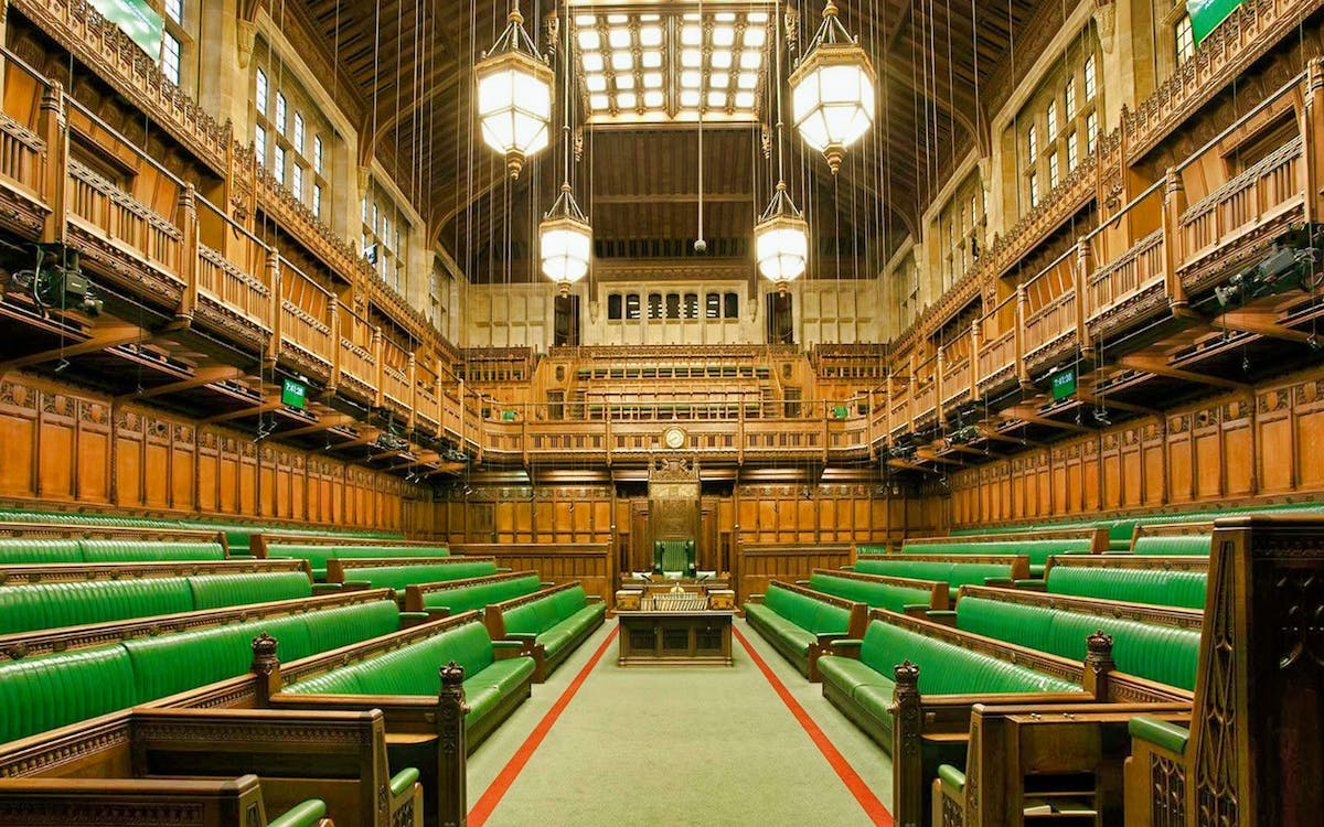 behind-the-scenes parliament tour: fully guided tour at closing time-1